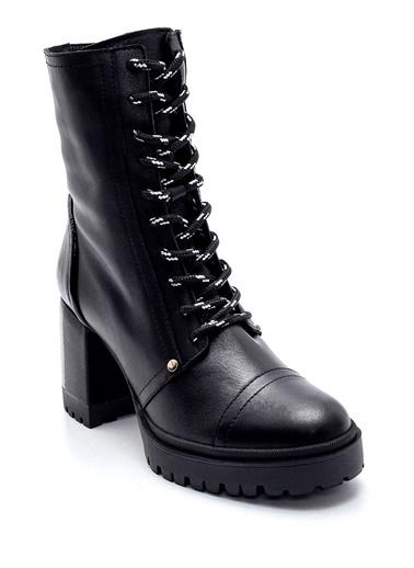 Derimod Kadın Bot (13101) Klasik Siyah